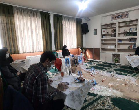 برگزاری جلسه اعضای انجمن آموزشگاه